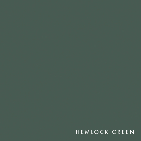 lux panel solid colours hemlock green