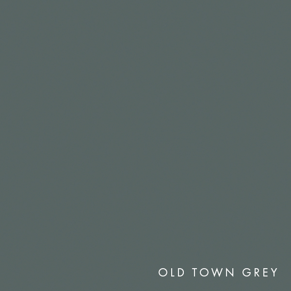 lux panel solid colours old town grey