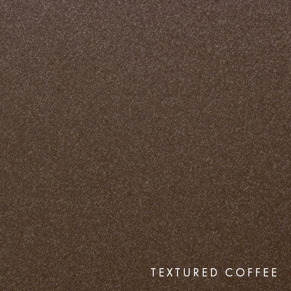 lux panel textured swatch coffee