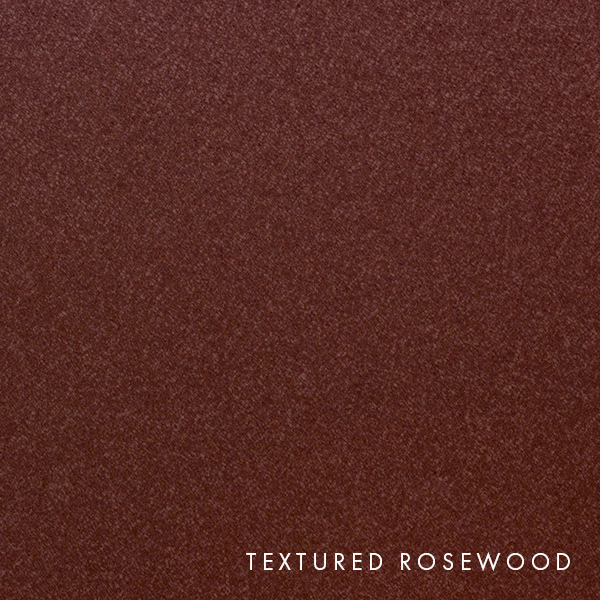 lux panel textured swatch rosewood