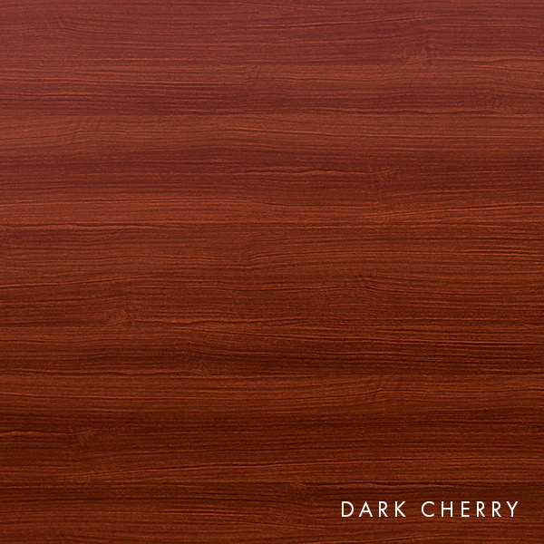 lux panel woodgrain gallery dark cheery