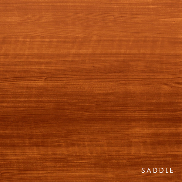lux panel woodgrain gallery saddle